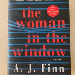 The Woman in the Window by AJ Finn Hardcover